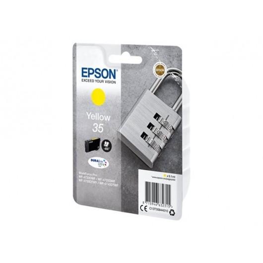 Epson T3584 - Epson Cadenas - Jaune - Cartouches Epson