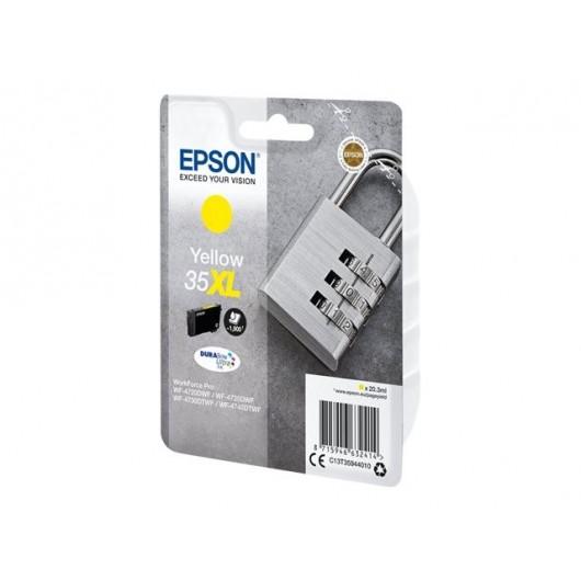 Epson T3594 - Epson Cadenas - Jaune - Cartouches XL Epson