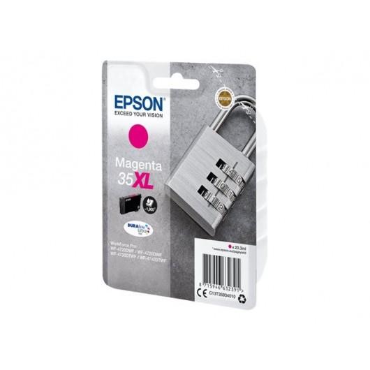 Epson T3593 - Epson Cadenas - Magenta - Cartouches XL Epson