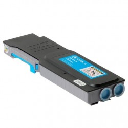 Dell 593-BBBT / 488NH - Cyan - Toner Compatible Dell