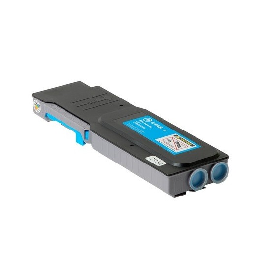 Dell 593BBBT / 488NH - Cyan - Toner Compatible Dell