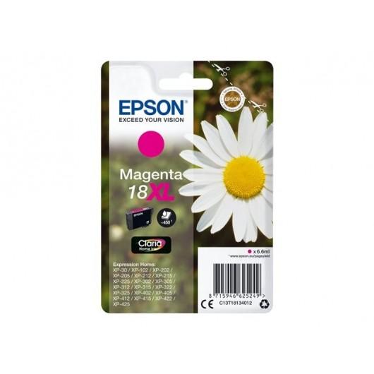 Epson T1813 - Epson 18XL - Pâquerette - Cartouche Epson