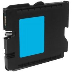 Ricoh 405533 / GC-21C - Cyan - Cartouche Compatible Ricoh