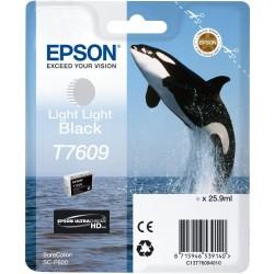 Epson T7609 - Orque - Noir très clair - Cartouche d'encre Epson