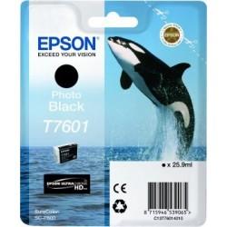 Epson T7601 - Orque - Noir photo - Cartouche d'encre Epson