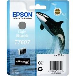 Epson T7607 - Orque - Noir clair - Cartouche d'encre Epson
