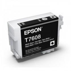 Epson T7608 - Orque - Noir mat - Cartouche d'encre Epson