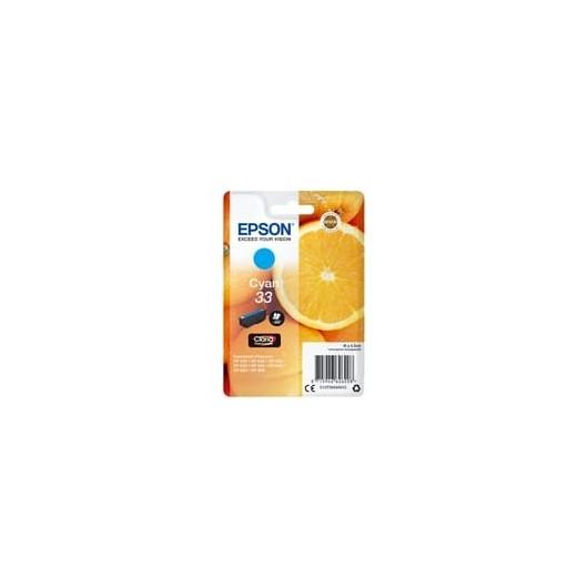 Epson T3342 - Epson 33 - Orange - Cyan - Cartouche d'encre Epson
