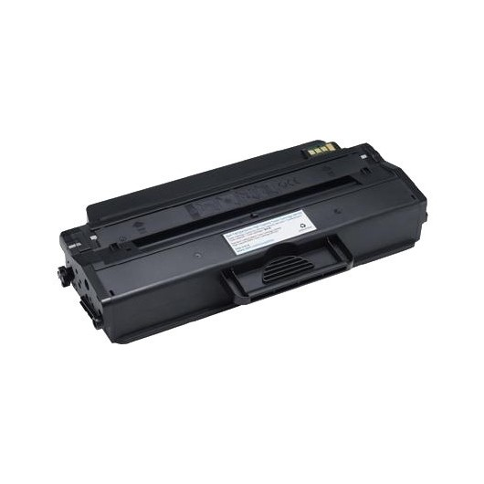 Dell 593-11109 / RWXNT - Noir - Toner Compatible Dell