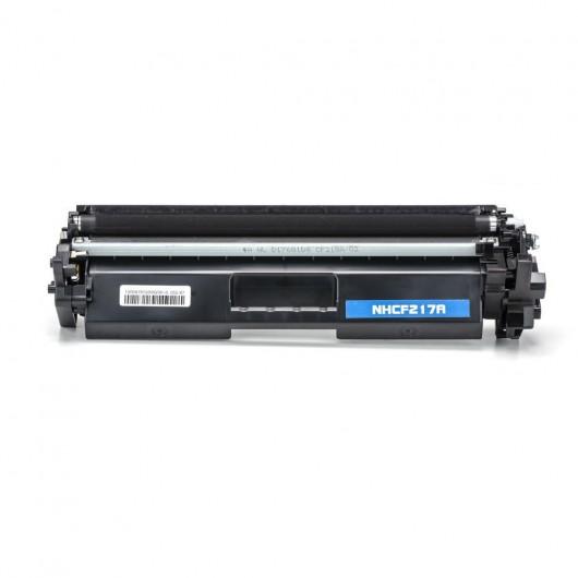 HP CF217A - HP 17A - Cartouche Toner Compatible HP (sans puce)