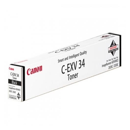 Canon C-EXV 34 - Noir - Toner Canon pour copieur IR