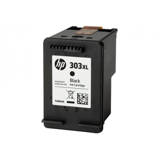 HP 303XL - T6N04AE - Noir - Cartouche XL HP