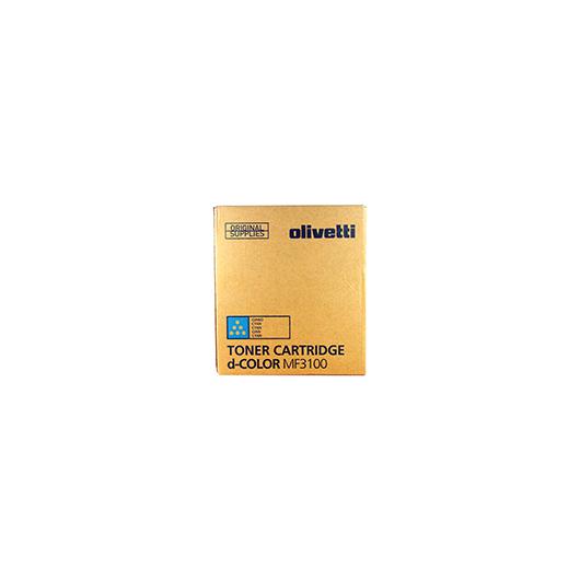 Olivetti B1136 - Cyan - Toner Olivetti
