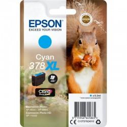 Epson 378XL - haute capacité - cyan - Cartouche d'encre Epson