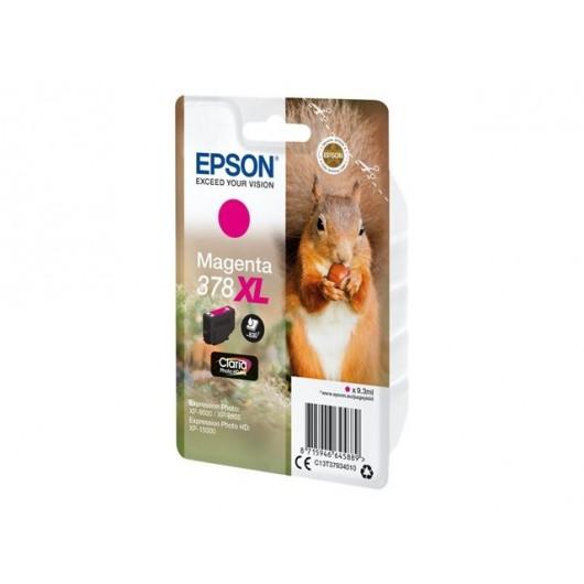 Epson T3793 - Epson 378XL - Ecureuil - Magenta - Cartouche d'encre Epson