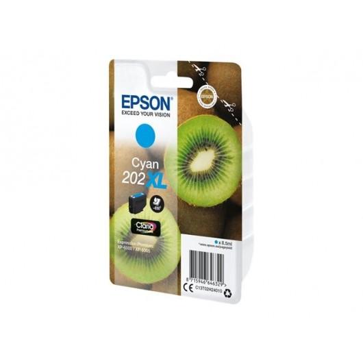 Epson 202XL - Epson Kiwi - Cyan - Cartouche d'encre Epson