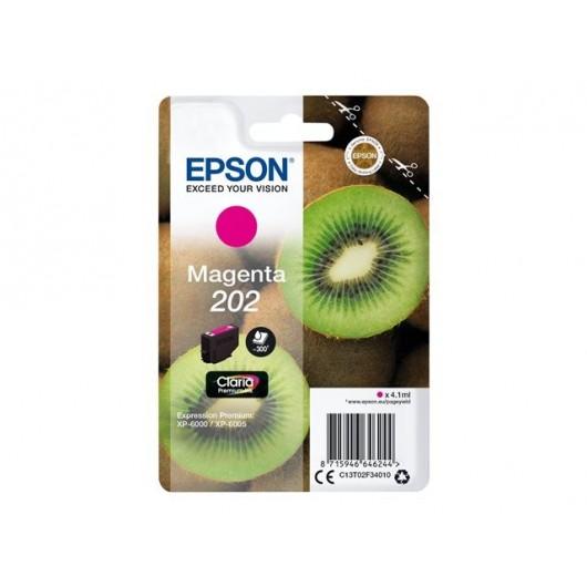 Epson 202 - Epson Kiwi - Magenta - Cartouche d'encre Epson