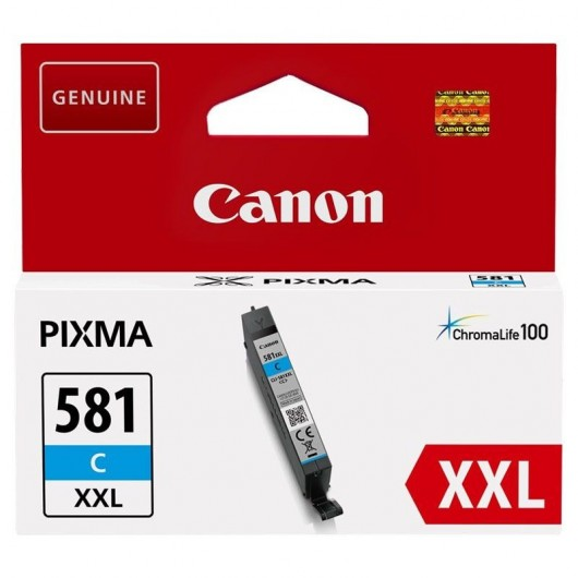 Canon CLI-581- Cyan XXL - Cartouche Canon