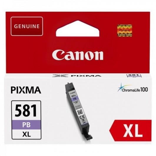 Canon CLI-581 XXL - Bleu Photo - Cartouche Canon