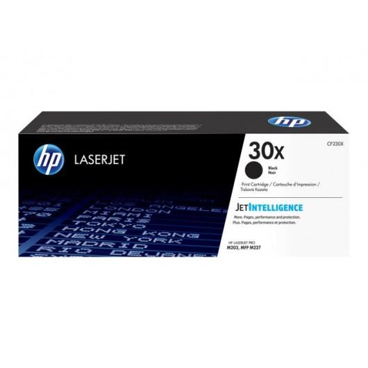 HP 30X - HP CF230X - Noir - Toner HP