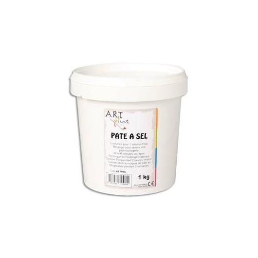 Seau de 1 kg de pâte à sel
