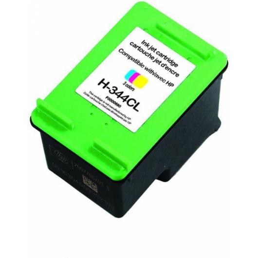 HP 344 - HP C9363EE - Couleurs - Cartouche Premium Compatible HP