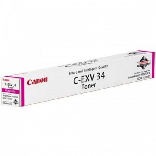 Canon C-EXV 34 - Magenta - Toner Canon pour copieur IR