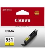 Canon CLI-551 - 6511B001 - Jaune - Cartouche Canon