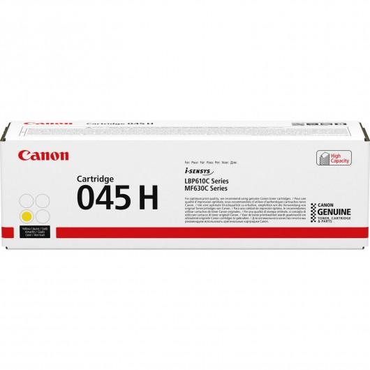 Canon 045H - Jaune -  Cartouche XL de toner
