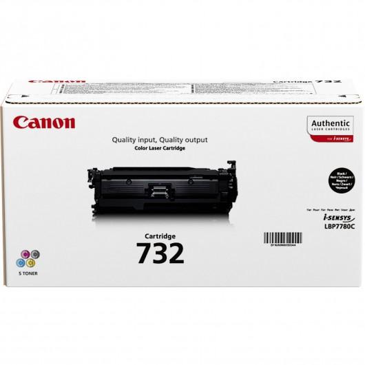 Canon 732 BK - Noir - Cartouche de toner