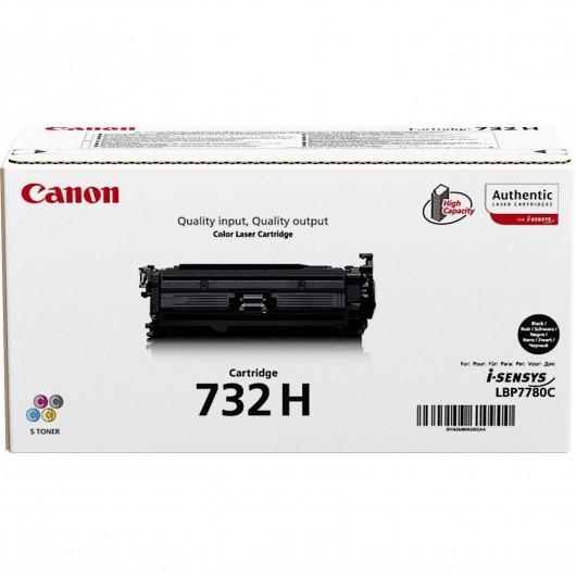 Canon 732BK H - Noir - Cartouche XL de Toner Canon