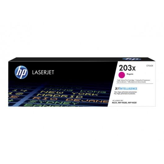 HP 203A - HP CF-543X - Magenta - Cartouche de Toner HP