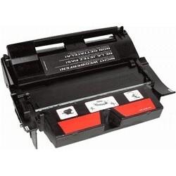 Lexmark 12A6835 - Noir - Toner Compatible Lexmark