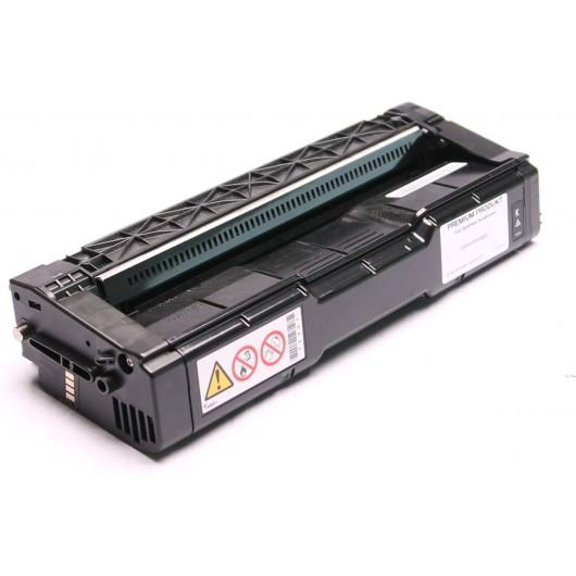 Ricoh 407716 - noir - Toner Compatible Ricoh