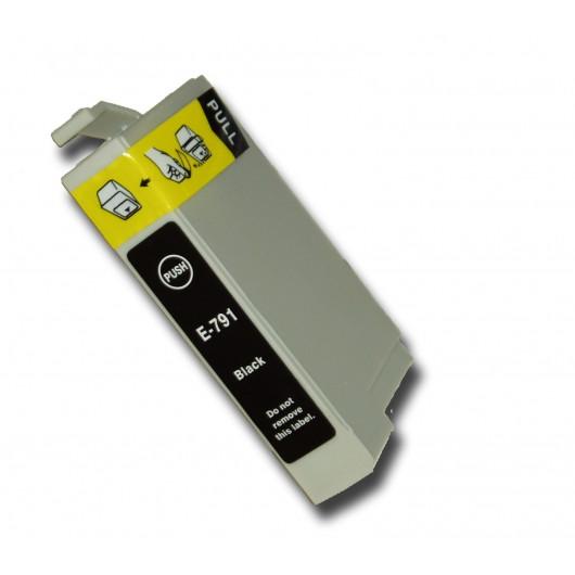 Epson T0791 - Chouette - Noir - Cartouche Compatible Epson