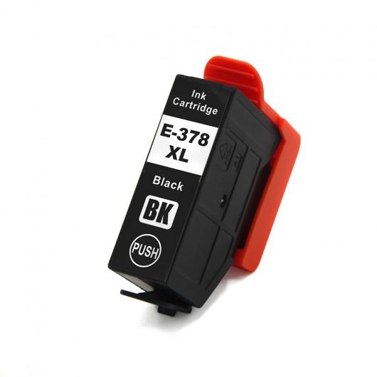 Epson T3791 - Epson 378XL - Ecureuil - Noir - Cartouche d'encre Compatible Epson