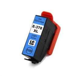 Epson T3795 - Epson 378XL - Ecureuil - Cyan Clair - Cartouche d'encre Compatible Epson