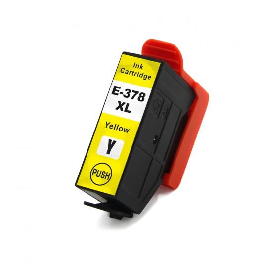Epson T3794 - Epson 378XL - Ecureuil - Jaune - Cartouche d'encre Compatible Epson
