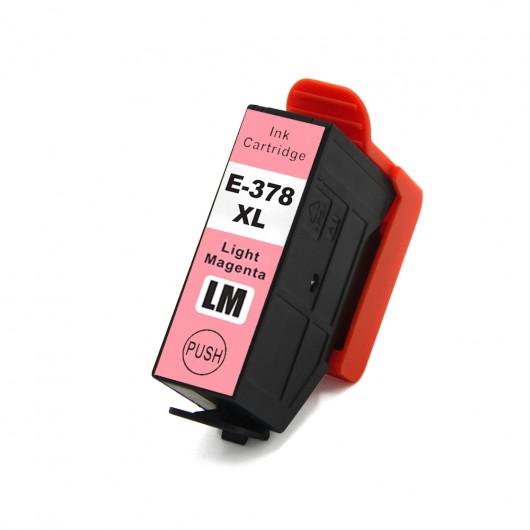 Epson T3796 - Epson 378XL - Ecureuil - Magenta clair - Cartouche d'encre Compatible Epson