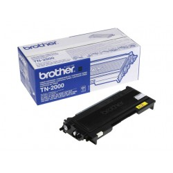 Brother TN-2000 - Noir - Toner Brother
