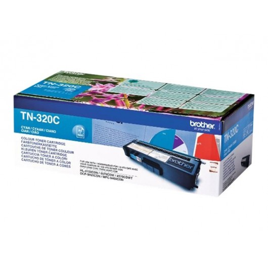 Brother TN-320C - Cyan - Toner Brother