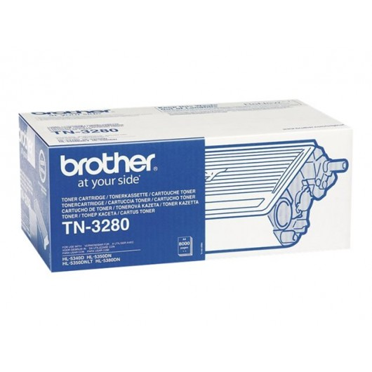 Brother TN-3280 - Noir - Toner Brother