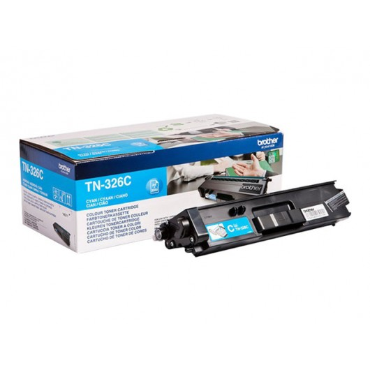 Brother TN-326C - Cyan - Toner XL Brother