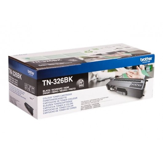 Brother TN-326BK - Noir - Toner XL Brother