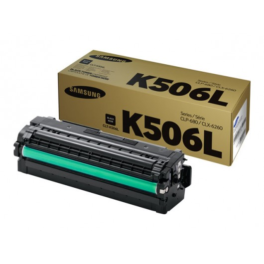 Samsung CLT-K506L / Samsung SU171A - Noir - Toner XL Samsung