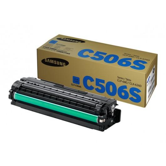 Samsung CLT-C506S / Samsung SU047A - Cyan - Toner Samsung