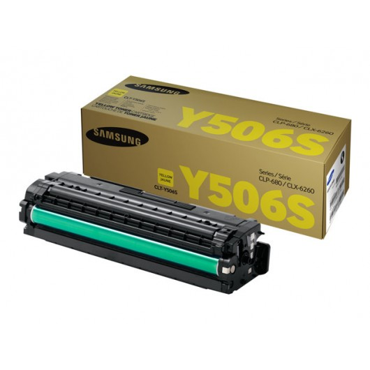 Samsung CLT-Y506S / Samsung SU524A - Jaune - Toner Samsung