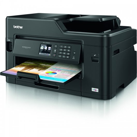 Brother MFC-J5335DW- Imptimante multifonction jet encre couleur professionnelle 4-en-1 Business Smart,