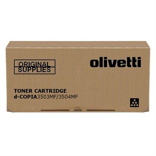 Olivetti B1011 - Noir - Toner Olivetti