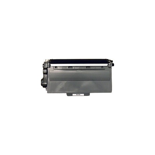 Brother TN-3380 - Noir - Toner Compatible Brother TN-3380